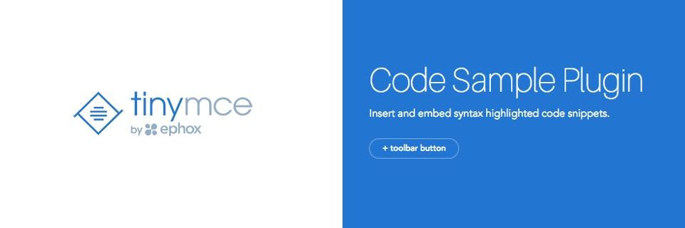 TinyMCE vs XML теги и Code Sample плагин