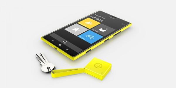 Компания Nokia поможет вам не терять вещи