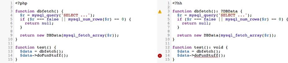Язык программирования Hack от Facebook
